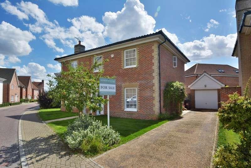 4 Bedrooms Detached House for sale in Doune Way, Harleston