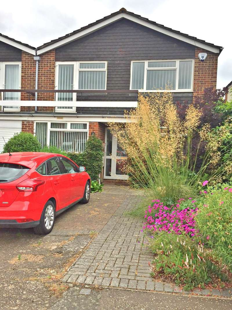 4 Bedrooms Semi Detached House for sale in Garden Court, Wheathampstead, St Albans, AL4