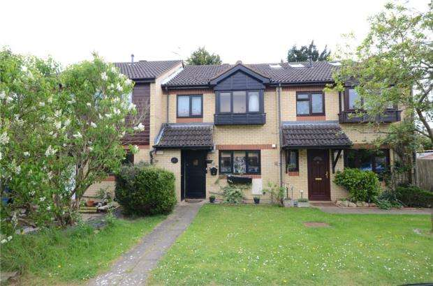 3 Bedrooms Terraced House for sale in Ashcroft Road, Maidenhead, Berkshire