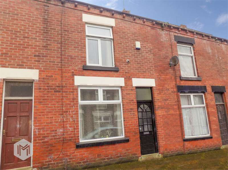 3 Bedrooms Terraced House for sale in Webster Street, Bolton, Lancashire, BL3