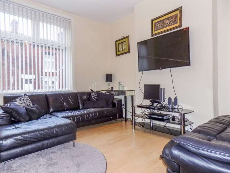 2 Bedrooms Terraced House for sale in Woodfield Street, Bolton, BL3