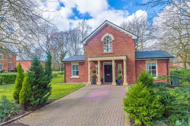 2 Bedrooms Detached House for sale in The Parklands, Radcliffe, Manchester, M26