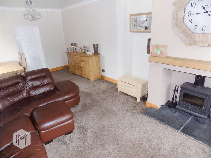 2 Bedrooms Terraced House for sale in Wesley Street, Westhoughton, Bolton, BL5