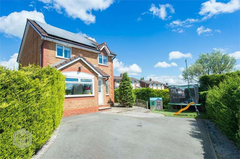3 Bedrooms Detached House for sale in Thorsby Close, Bromley Cross, Bolton, BL7