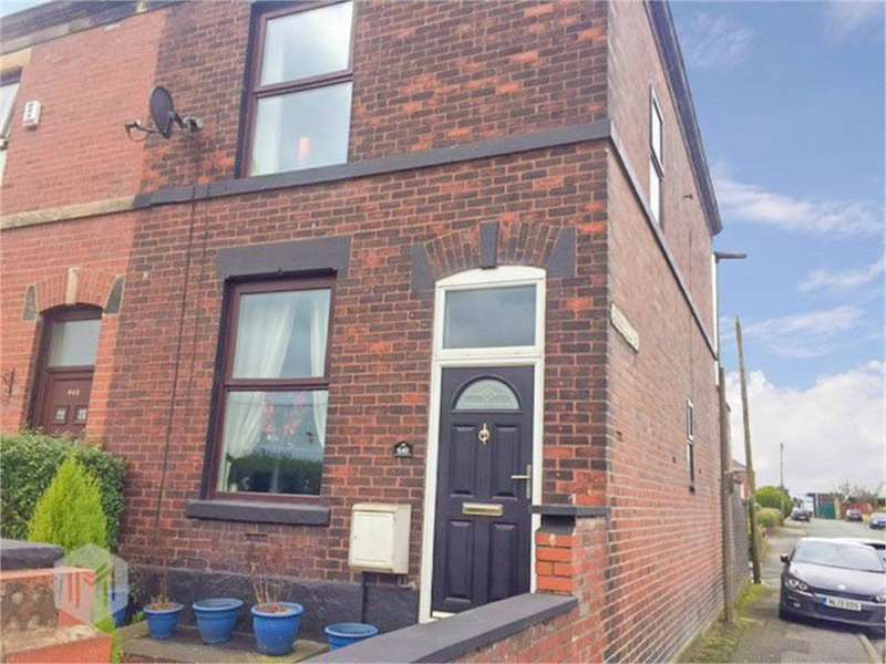 2 Bedrooms End Of Terrace House for sale in Manchester Road, Bury, BL9