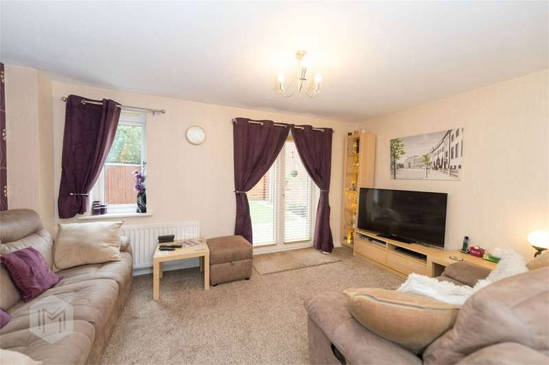 4 Bedrooms Semi Detached House for sale in Hazel Pear Close, Horwich, Bolton, BL6