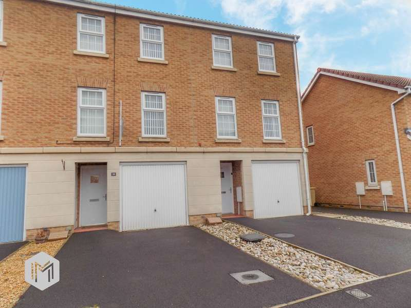 3 Bedrooms Town House for sale in Hazel Pear Close, Horwich, Bolton, BL6