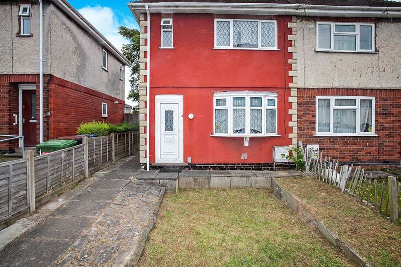 3 Bedrooms Semi Detached House for sale in Westbury Road, Nuneaton, CV10