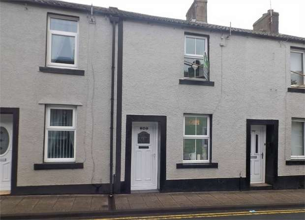 2 Bedrooms Terraced House for sale in Main Street, Frizington, Cumbria