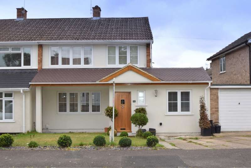 4 Bedrooms Semi Detached House for sale in Hayse Hill, Windsor, SL4