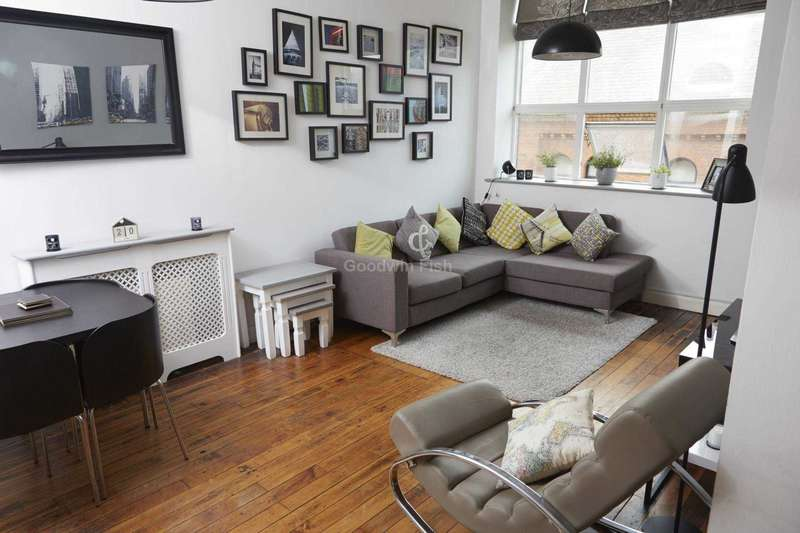 2 Bedrooms Apartment Flat for sale in Ophthalmic Works, 2 Naples Street, Northern Quarter