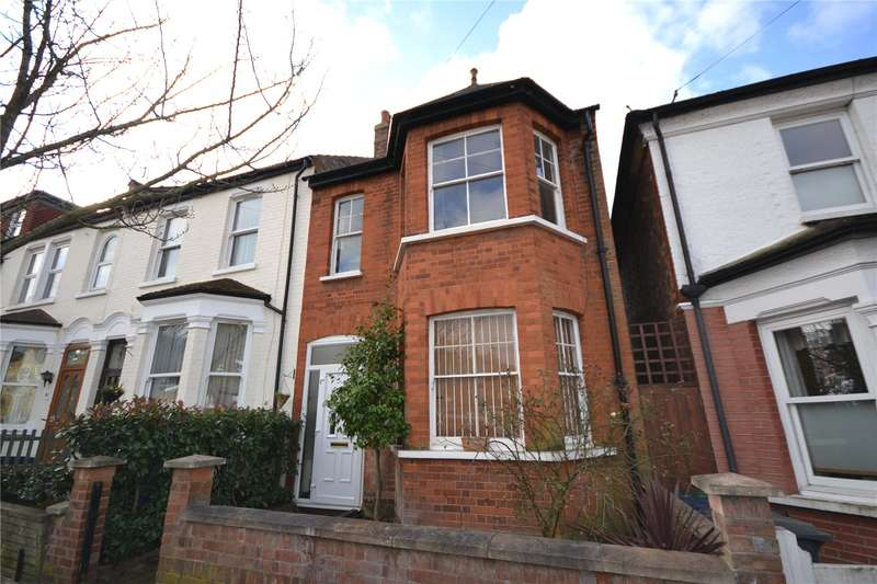 4 Bedrooms End Of Terrace House for sale in Hutton Grove, North Finchley, London, N12