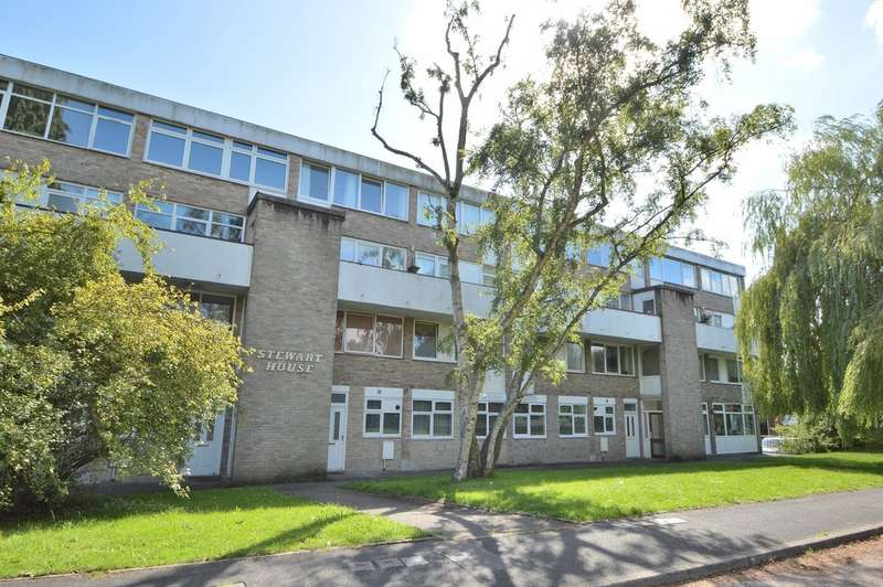 2 Bedrooms Flat for sale in Stewart House, Sycamore Avenue