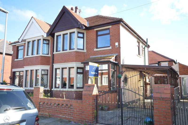 3 Bedrooms Semi Detached House for sale in Gildabrook Road, South Shore