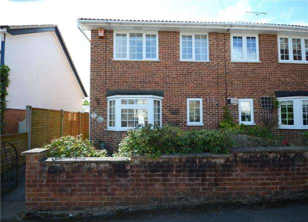 4 Bedrooms Semi Detached House for sale in Closeworth Road, Farnborough, Hampshire