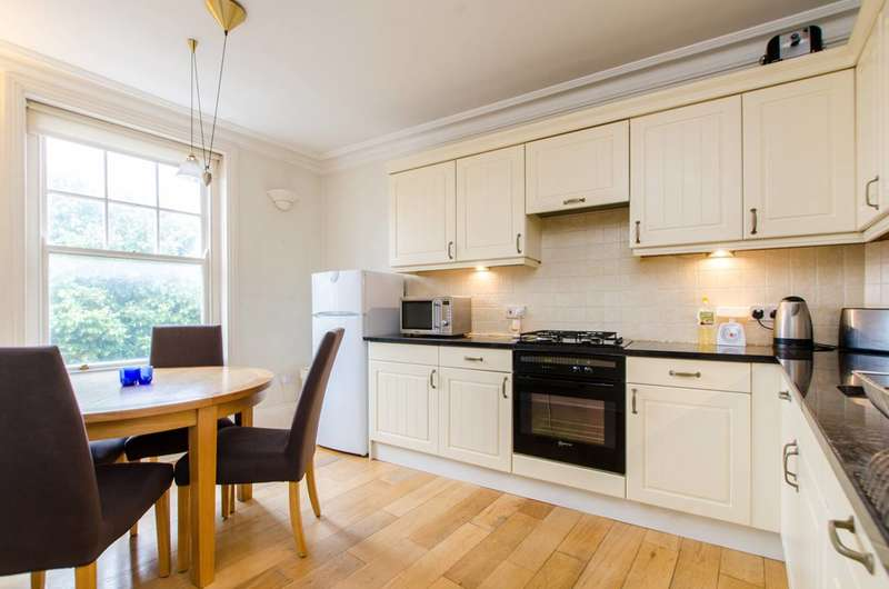 2 Bedrooms Flat for sale in Canterbury Crescent, Brixton, SW9