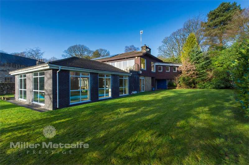 5 Bedrooms Detached House for sale in Knowsley Grange, Heaton, Bolton, BL1