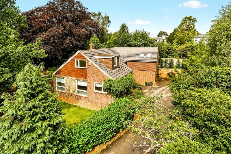 5 Bedrooms Detached House for sale in Camden Park, Tunbridge Wells, Kent, TN2