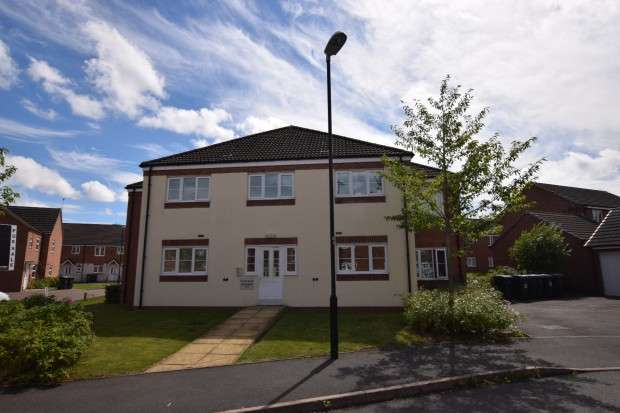 2 Bedrooms Apartment Flat for sale in Jefferson Way, Bannerbrook Park, Coventry, CV4