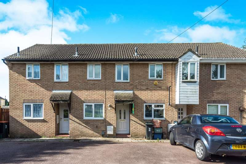 2 Bedrooms Terraced House for sale in St Davids Crescent, Newport