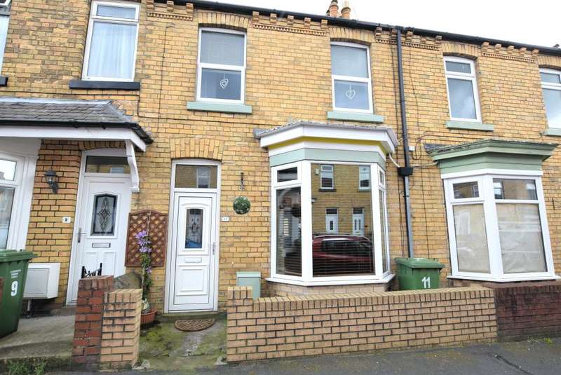 2 Bedrooms Town House for sale in Britannia Street, Scarborough, North Yorkshire YO12 7DN