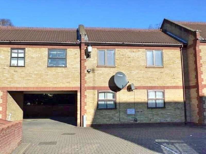 1 Bedroom Flat for sale in Monument Court, Monument Street, Peterborough, PE1 4NB