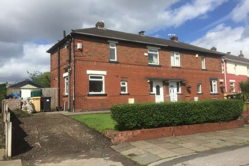 3 Bedrooms Semi Detached House for sale in Masefield Road, Little Lever, Bolton, BL3