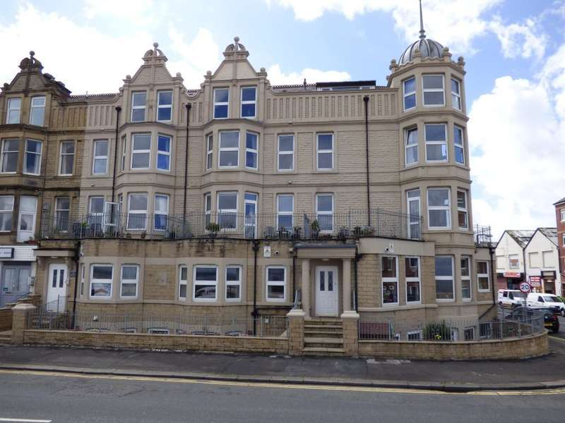 2 Bedrooms Flat for rent in Marine Road East, Bare, Morecambe, LA4 5AN