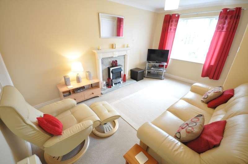 2 Bedrooms Mews House for sale in Mill Lane, Warton, Preston, Lancashire, PR4 1AQ