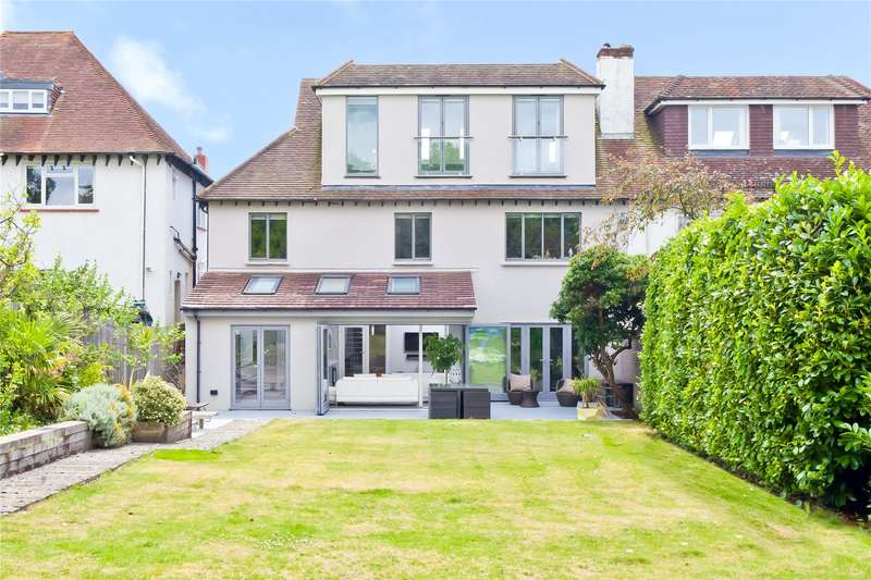 5 Bedrooms Semi Detached House for sale in Woodruff Avenue, Hove, East Sussex, BN3