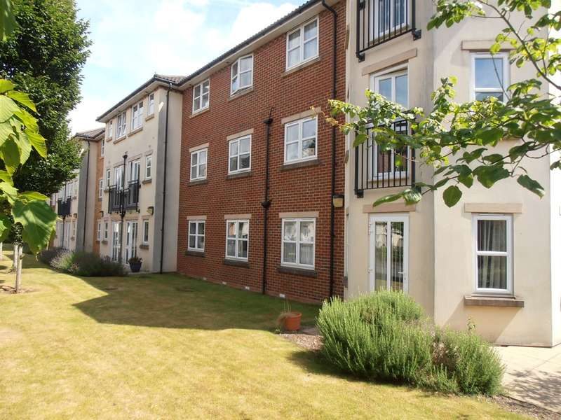 1 Bedroom Retirement Property for sale in Latteys Close, Cardiff