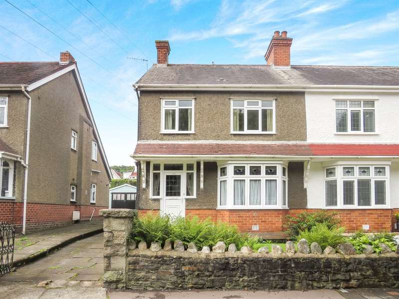 3 Bedrooms Semi Detached House for sale in Clydach Road, Ynysforgan, Swansea
