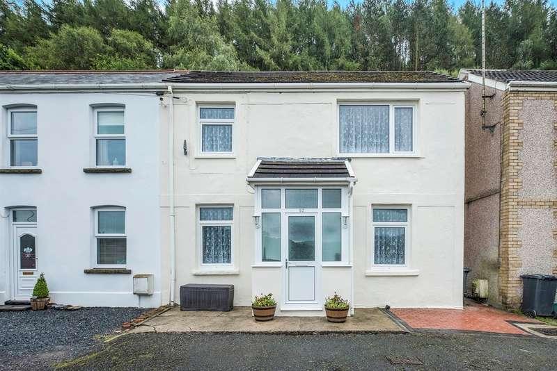 4 Bedrooms Semi Detached House for sale in Dyffryn Road, Alltwen, Swansea