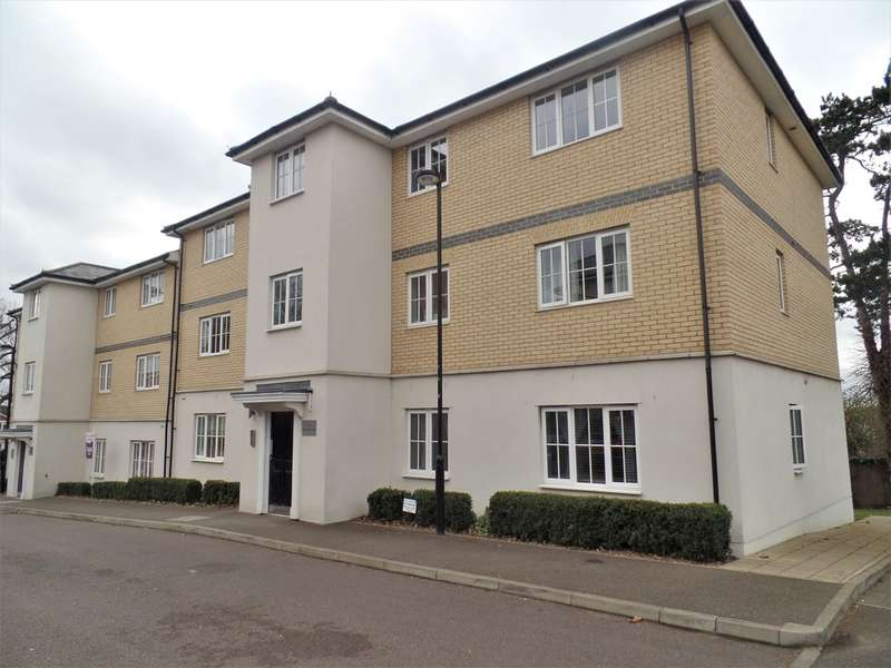 2 Bedrooms Flat for sale in King Cole Place