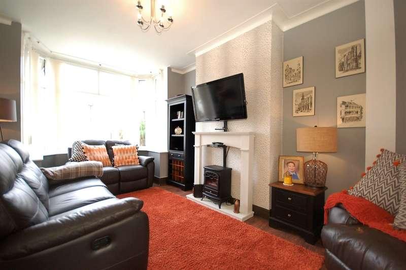 3 Bedrooms Terraced House for sale in Keasden Avenue, Blackpool