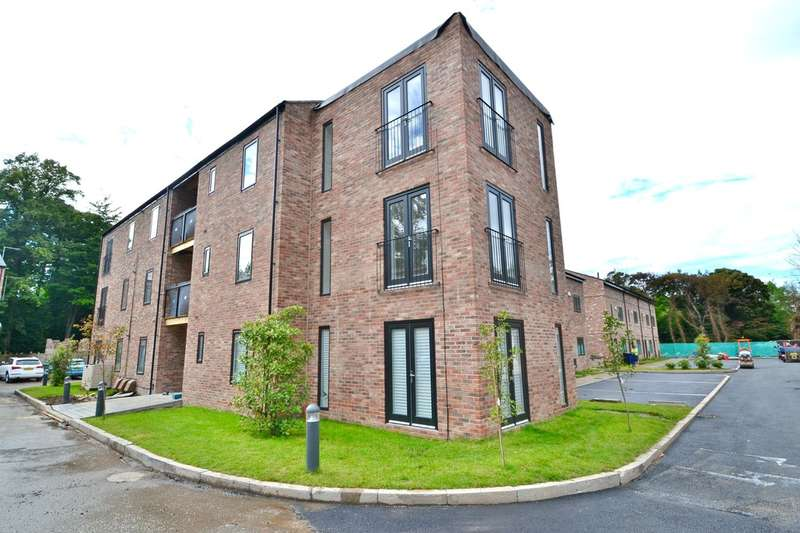 2 Bedrooms Flat for sale in Hearthstone Close, Cheadle