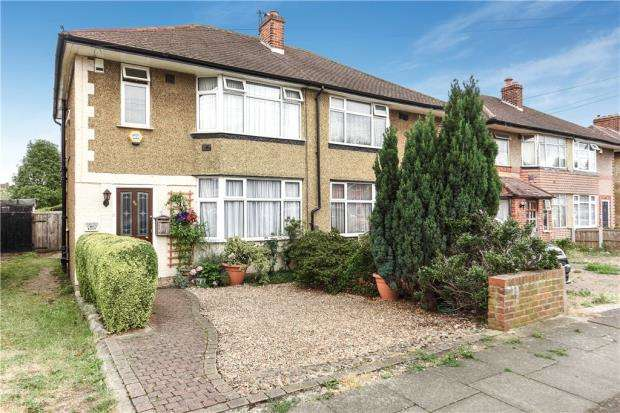 3 Bedrooms Semi Detached House for sale in West Road, Bedfont