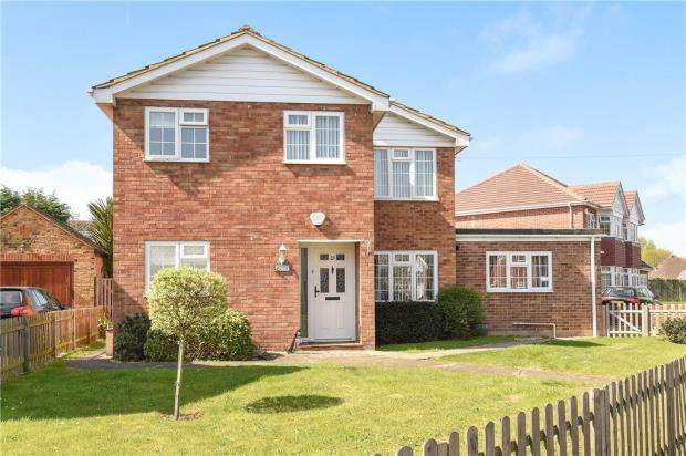 3 Bedrooms Detached House for sale in St. Marys Road, Slough