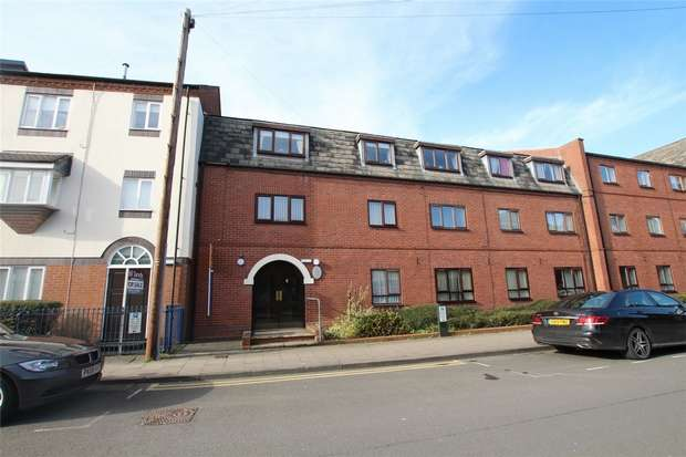 2 Bedrooms Retirement Property for sale in Sarah Siddons House, Wade Street, Lichfield, Staffordshire