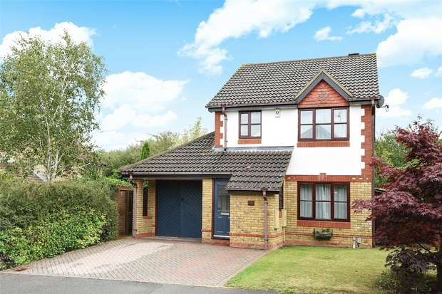 3 Bedrooms Detached House for sale in Montague Close, WOKINGHAM, Berkshire