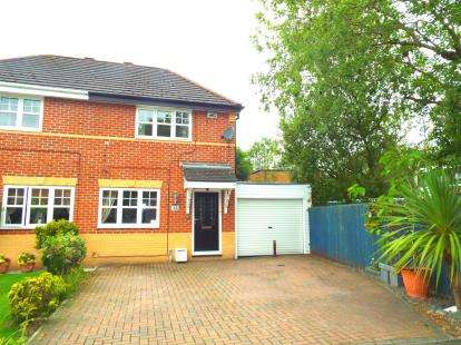 3 Bedrooms Semi Detached House for sale in Wenlock Close, Padgate, Warrington, Cheshire