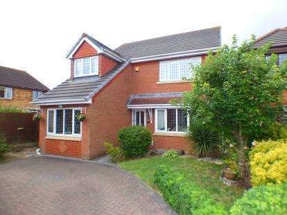 5 Bedrooms Detached House for sale in Wick St. Lawrence, Weston-Super-Mare