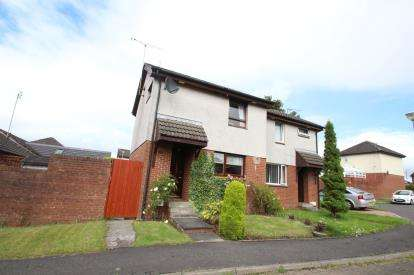 2 Bedrooms Semi Detached House for sale in Auchinleck Crescent, Robroyston