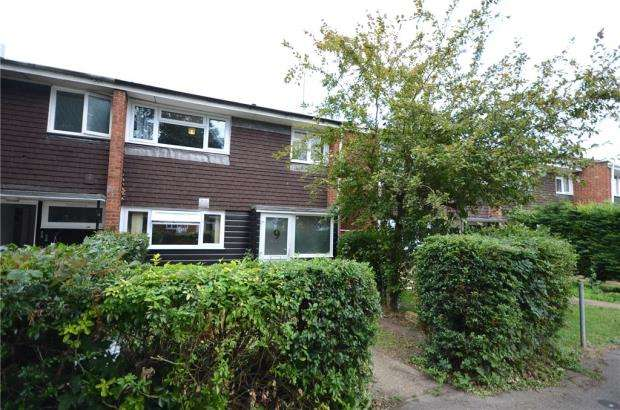 3 Bedrooms End Of Terrace House for sale in Hawkins Way, Wokingham, Berkshire