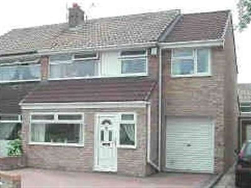 3 Bedrooms Semi Detached House for sale in Escombe Road, Billingham, TS23 3SE
