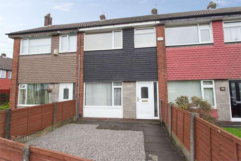 3 Bedrooms Terraced House for sale in Turner Bridge Road, Bolton, BL2