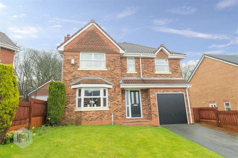 4 Bedrooms Detached House for sale in Conningsby Close, Bromley Cross, Bolton, BL7