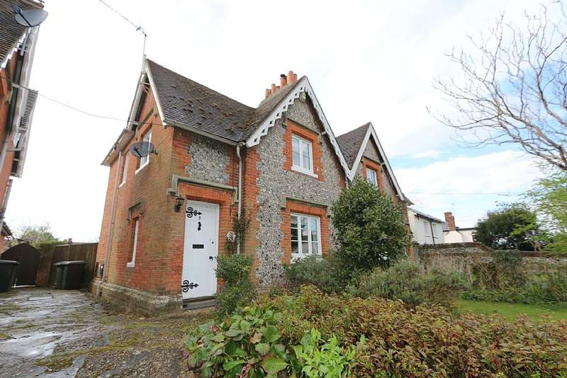 3 Bedrooms Cottage House for sale in 3, Beaulieu Cottages, High Street, Twyford, Winchester, Hampshire, SO21 1RF