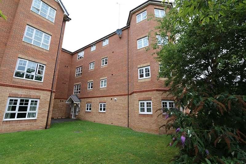 1 Bedroom Flat for sale in Maxwell Court, Merlin Road, Birkenhead, Merseyside, CH42 9QL