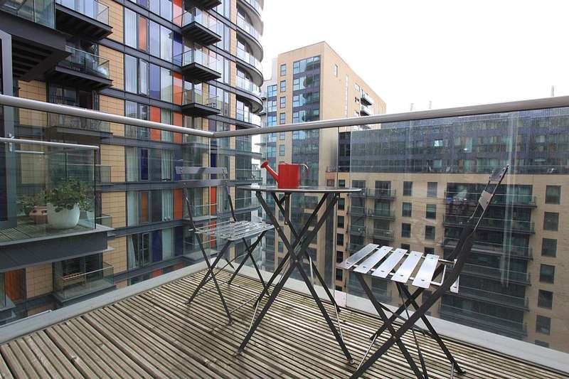 2 Bedrooms Apartment Flat for sale in Ability Place, 37 Millharbour, Canary Wharf, London, E14